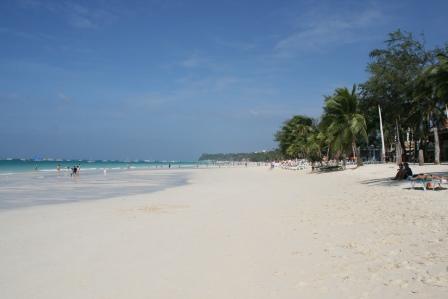 остров Боракай - почивка на Филипините